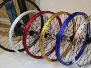 SUN/ACS race wheelset 20''x1,75 Cassette light