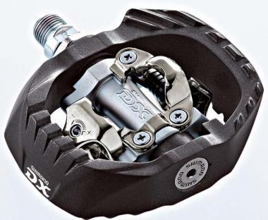 Shimano BMX/MTB Pedale SPD E-PDM 647