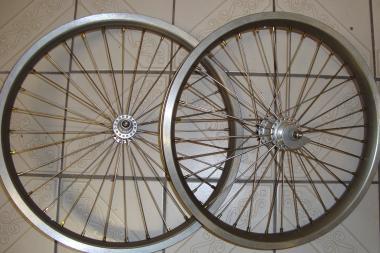 Fahrradtrail 20'' Laufradsatz