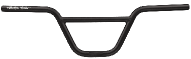 GT Lenker 24'' Cruiser bar 5,5'' schwarz
