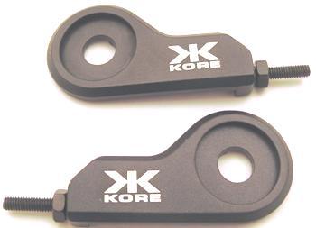 Kore Kettenspanner 10mm Achse Paar