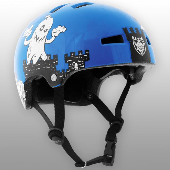 TSG BMX/Skate Helm Spoki XXS-XS