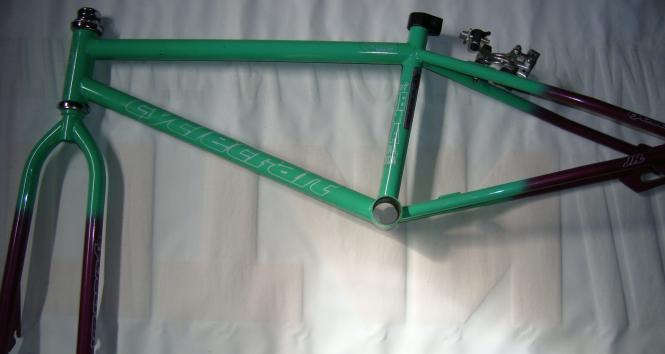 CYCLE CRAFT frame-kit Junior 20'' Pro