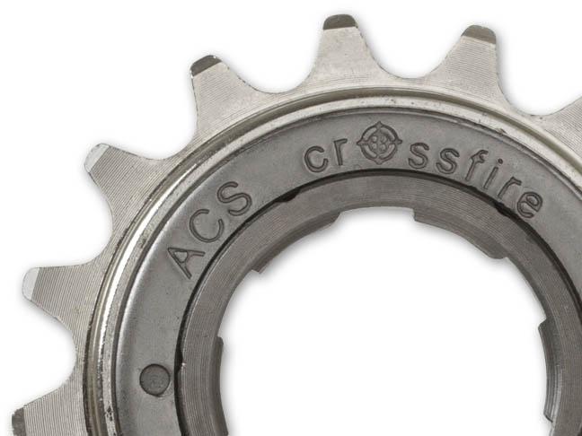ACS Crossfire Pro Ritzel 1/2x3/32'' 16Z.